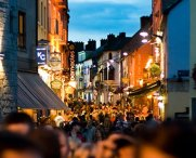 Galway night